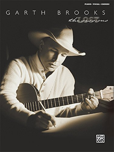 9780739041642: The Garth Brooks -- The Lost Sessions: Piano/Vocal/Chords