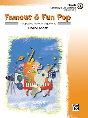 9780739041673: Famous & Fun Pop, Bk 3