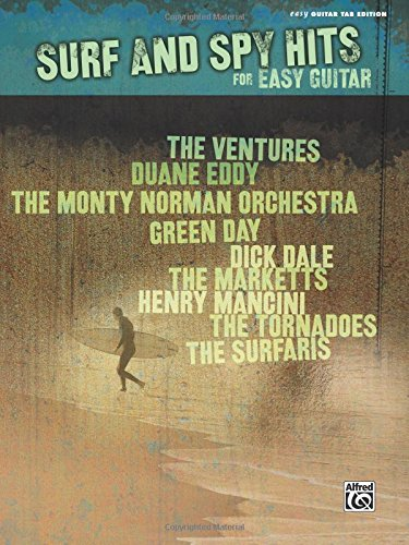 9780739042038: Surf and Spy Hits for Easy Guitar: Easy Guitar Tab (Gtab)