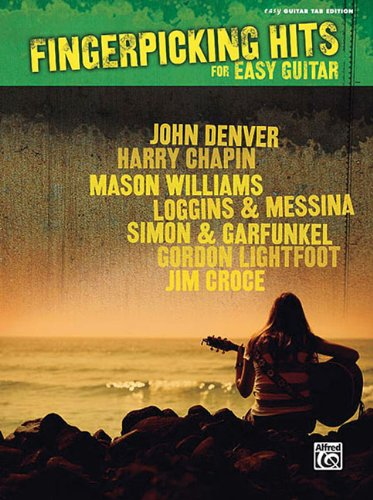 Fingerpicking Hits For Easy Guitar Easy Guitar Tab Edition (Hits for Easy Guitar Series): Hal ...