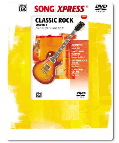 9780739042281: SongXpress Classic Rock, Vol 1 (DVD with Overpack)