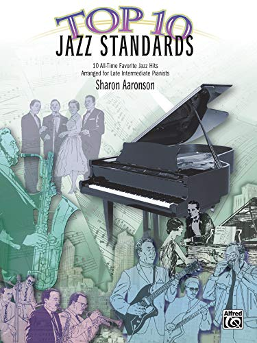 9780739042397: Top 10 Jazz Standards: 10 All-Time Favorite Jazz Hits (Top 10 Series)