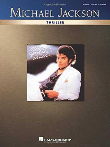 9780739042571: Michael Jackson Thriller Piano/Vocal/Chords (Alfred's Classic Album Editions)