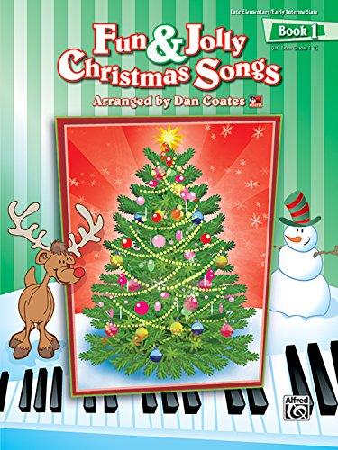 9780739042939: Fun & Jolly Christmas Songs, Book 1