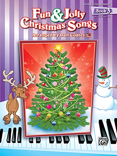 9780739042946: Fun & Jolly Christmas Songs, Book 3