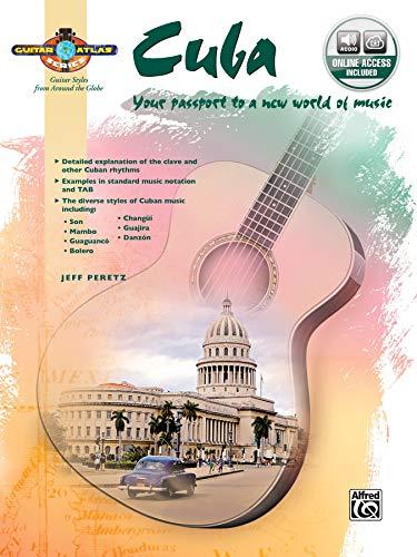 9780739043011: Guitar Atlas: Cuba Guitare+CD