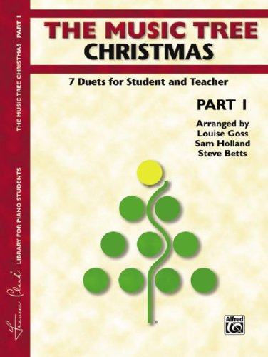 9780739043479: The Music Tree: Christmas: Part 1 (Frances Clark Library)