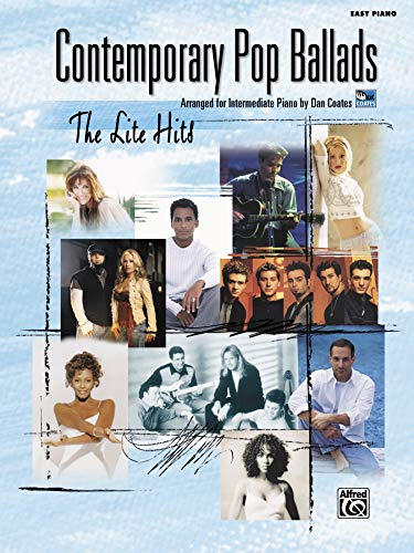 9780739043561: Contemporary Pop Ballads: The Lite Hits