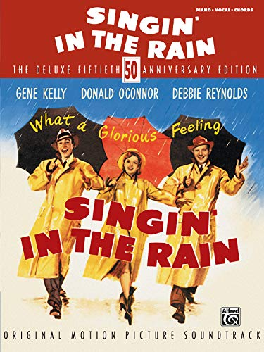Singin' in the Rain: Piano/Voc