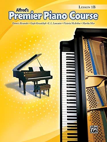 9780739043646: Alfred's Premier Piano Course, Lesson 1B