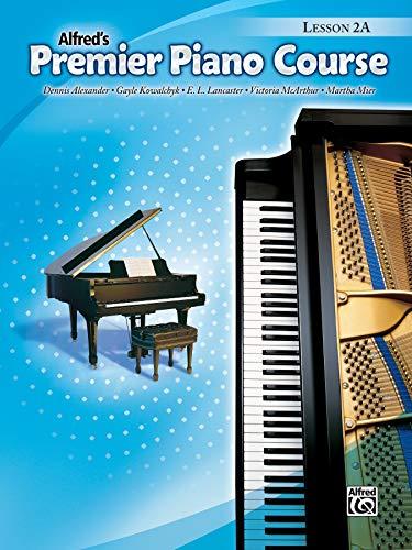 9780739043653: Premier Piano Course Lesson Book, Bk 2A