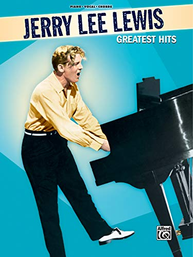 9780739043813: Jerry Lee Lewis -- Greatest Hits: Piano/Vocal/Chords