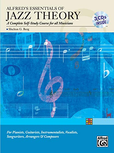 9780739043851: Alfred's Essentials of Jazz Theory Complete Self Study Course: A Complete Self Study Course for All Musicians