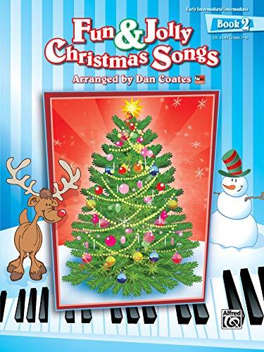 9780739044032: Fun & Jolly Christmas Songs. Book 2 (Exam Grades 2-4)