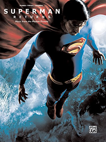 9780739044049: Superman Returns (Music from the Motion Picture): Piano/Vocal/Chords