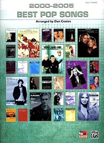 9780739044056: 2000-2005 Best Pop Songs