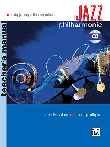 9780739044186: Jazz Philharmonic: Teacher's Manual, Book & CD