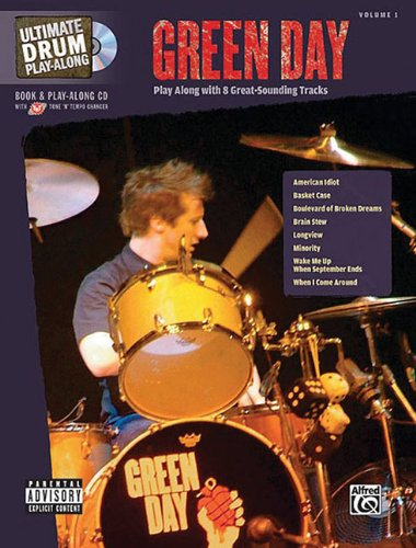 9780739044315: Ultimate Drum Play-Along: Green Day (Book & CD)