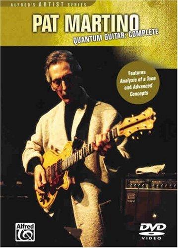 9780739044384: Pat Martino -- Quantum Guitar Complete (DVD)
