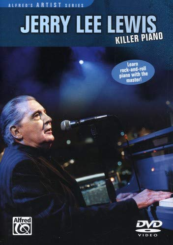 9780739045039: Jerry Lee Lewis- Killer Piano