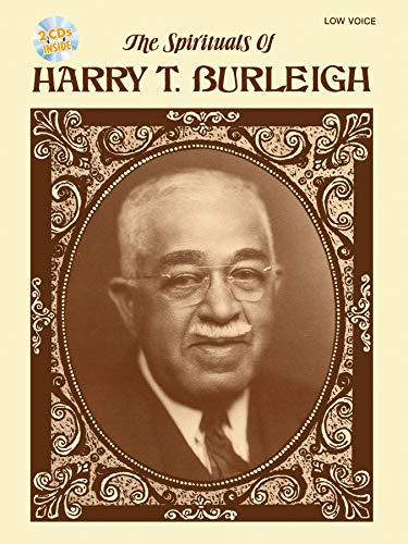 9780739045282: The Spirituals of Harry T. Burleigh: Low Voice, Book & 2 CDs