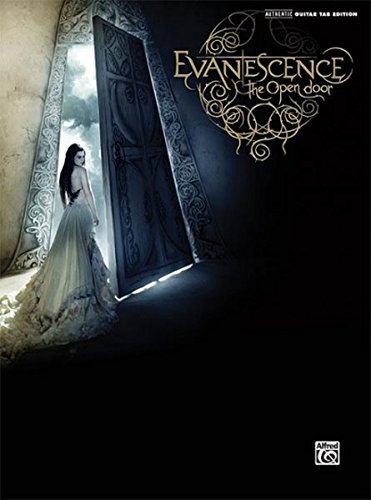 9780739045473: The Evanescence -- The Open Door: Authentic Guitar TAB