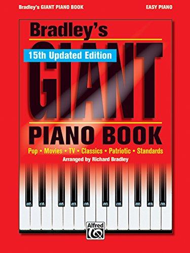 Bradley s Giant Piano Book (Paperback)