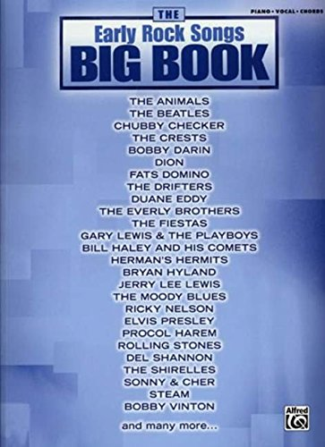 9780739045787: The Early Rock Songs Big Book For Piano Vocal And Chords (The Big Book Series)