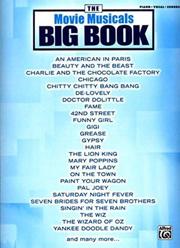 9780739045794: The Movie Musicals Big Book: Piano/Vocal/Chords (The Big Book Series)