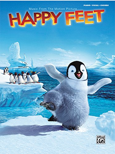 9780739046180: Happy Feet (Music from the Motion Picture): Piano/Vocal/Chords