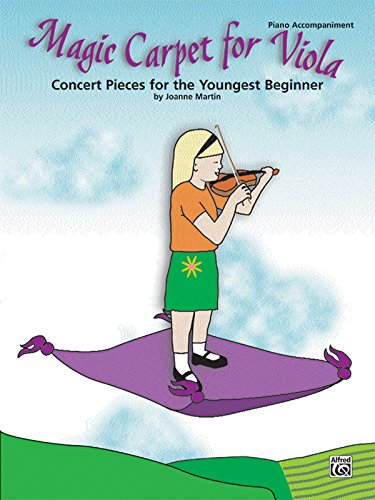 9780739046241: Magic Carpet for Viola: Concert Pieces for the Youngest Beginner