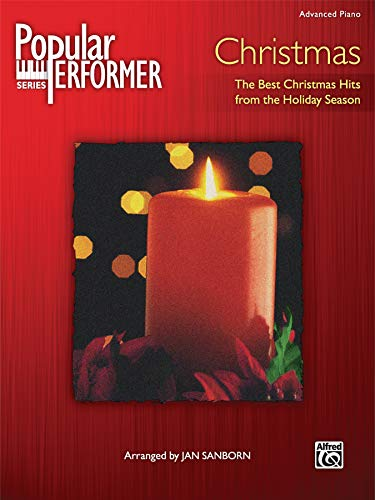 9780739046364: Popular Performer -- Christmas: The Best Christmas Hits from the Holiday Season (Popular Performer Series)