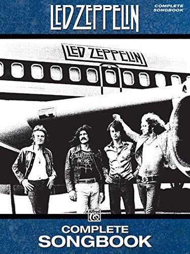 9780739046418: Led Zeppelin -- Complete Songbook: Fake Book Edition