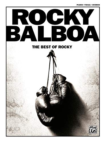 Rocky Balboa - The Best Of Rocky (Songbook)