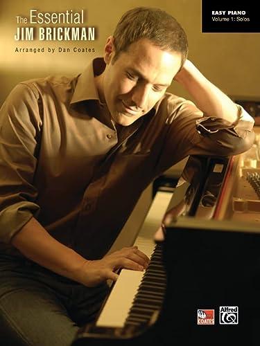 9780739046876: The Essential Jim Brickman, Vol 1: Easy Piano Solos