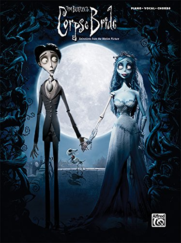 9780739046951: Tim Burton's Corpse Bride: Piano/Vocal/Chords