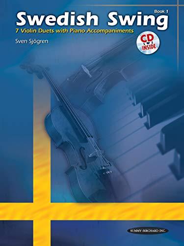 9780739047057: Swedish Swing: Violin Ensembles, Book & CD