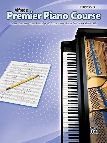 9780739047507: Premier Piano Course Theory, Bk 3