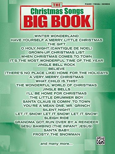 9780739047651: Christmas Songs Big Book (The Big Book Series)