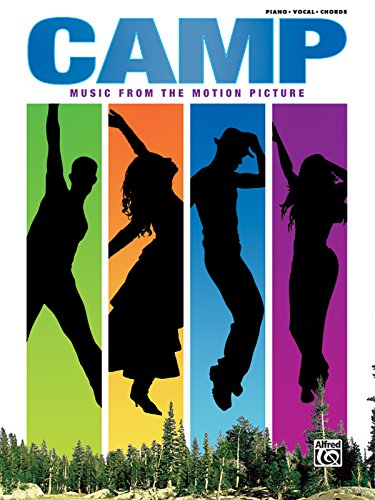 9780739047835: Camp -- Music from the Motion Picture: Piano/Vocal/Chords