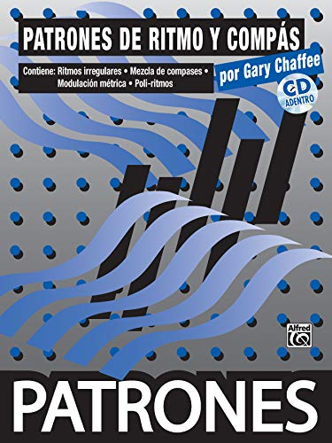 Patrones de Ritmo y Compass [Rhythm & Meter Patterns]: Spanish Language Edition, Book & CD ...
