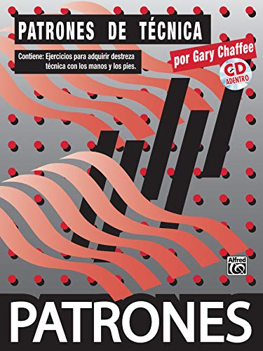 9780739047880: Patrones de Tecnica [Technique Patterns]: Spanish Language Edition, Book & CD (Spanish Edition)