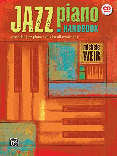 9780739047958: Jazz Piano Handbook: Essential Jazz Piano Skills for All Musicians, Book & CD