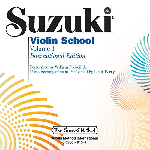 9780739048108: Suzuki Violin School, Vol 1