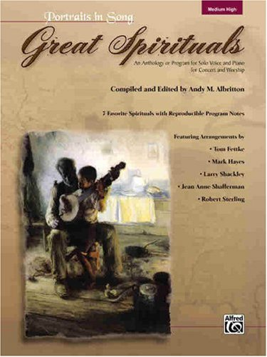9780739048375: Great Spirituals (Portraits in Song)