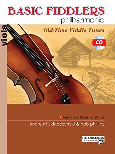 9780739048597: Basic Fiddlers Philharmonic for Viola (Basic Fiddlers Philharmonic: Old-Time Fiddle Tunes)