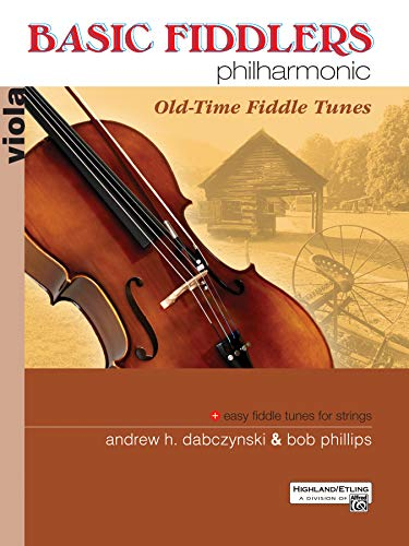 9780739048603: Basic Fiddlers Philharmonic: Old-Time Fiddle Tunes- Viola