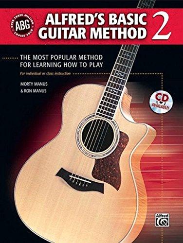 9780739048894: Alfred's Basic Guitar Method 2