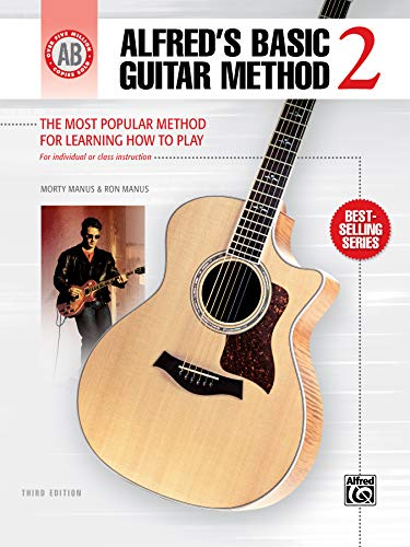 9780739048900: Alfred's Basic Guitar Method, Bk 2: The Most Popular Method for Learning How to Play (Alfred's Basic Guitar Library)