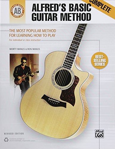 9780739048948: Alfred's Basic Guitar Method, Complete: The Most Popular Method for Learning How to Play (Alfred's Basic Guitar Library)